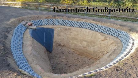Gartenteich Großpostwitz