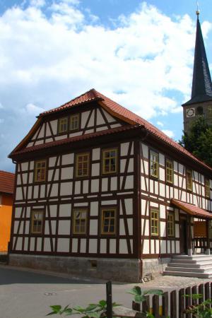 Gemeindeamt, Foto: Mario Wimmer