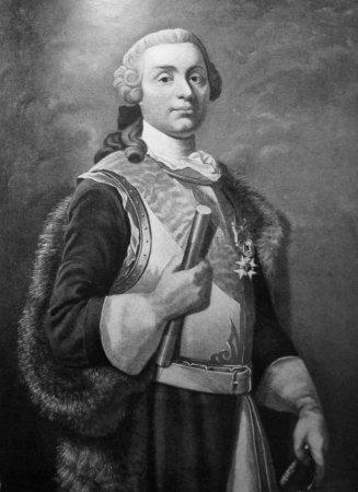 Generalleutnant Augustin Ehrensvärd