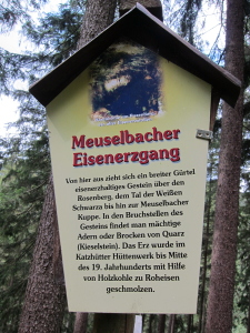 Meuselbacher Eisenerzgang