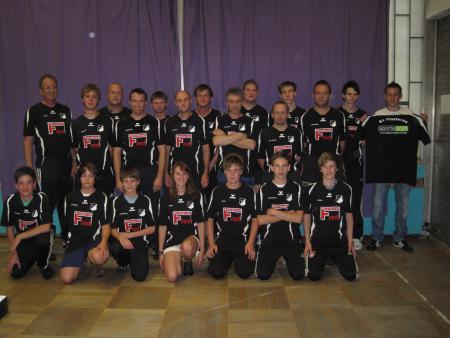 Tischtennis Gesamtmannschaft