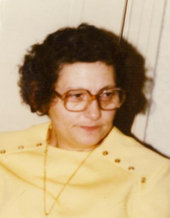 Frau Leonore Gleichmann