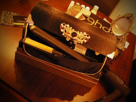 Hairstyling mit GHD