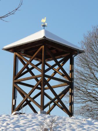 Glockenturm in Bengendorf