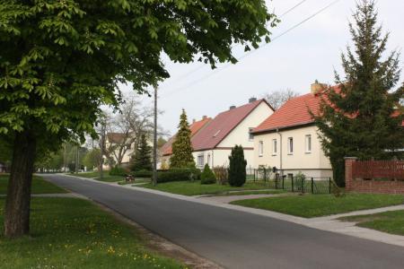 Dorfstraße Göritz