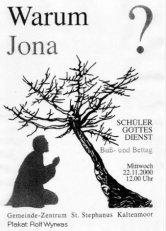 Bußtag 2000 (Plakat)