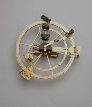 Spiegelkreis, Sign. A. Dolberg, Fertigungs-Nr. 239, National Maritime Museum Greenwich