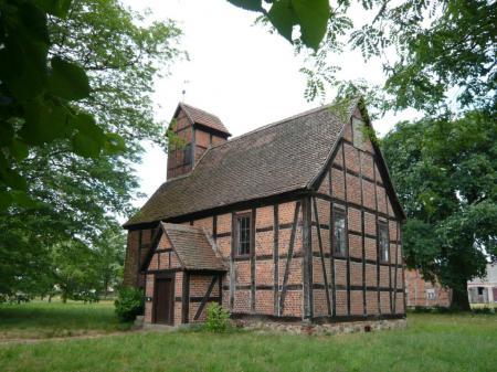 Kirche Groß Werzin