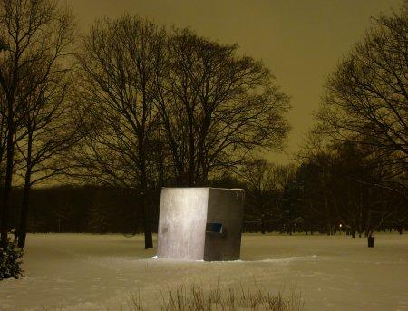 Denkmal für die verfolgten Homosexuellen