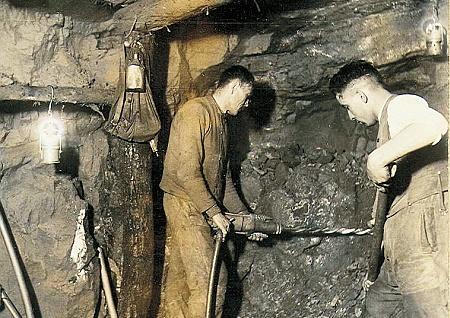 Grube Erhaltung bei Weilburg-Odersbach