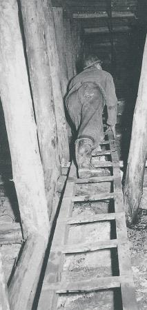 Grube Richardszeche bei Niederbiel, 1953