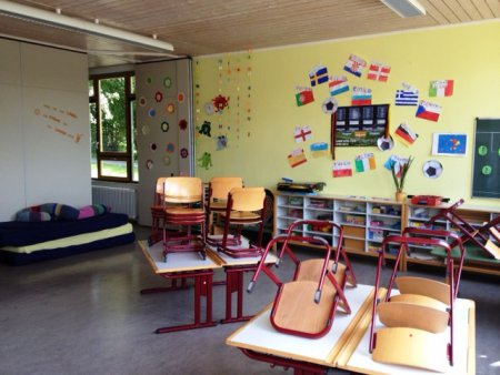 Betreuung im Kindergarten