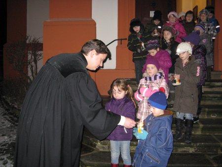 Adventsfeier 2011-2