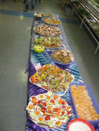 Pausenfrühstück 2011 3a-4a-1