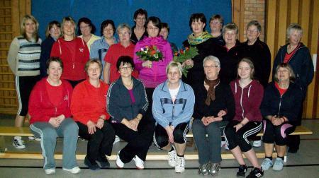 Damensportgruppe