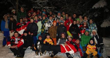 Gruppenbild Wald 11