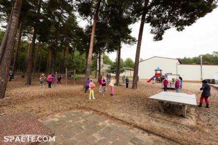 Schulhof - Spielplatz