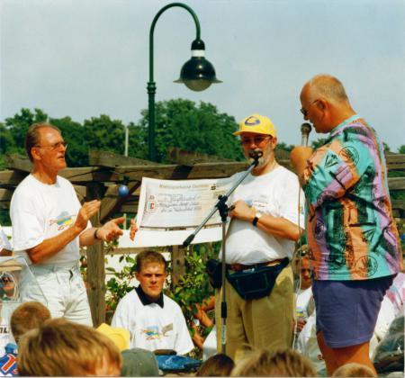 2. Hafenfest am 16.8.1997