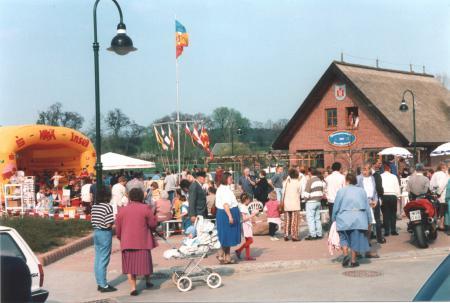 Hafenfest am 30. April 1995