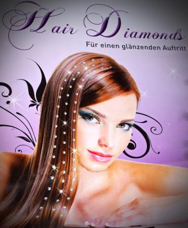 Hairdiamonds