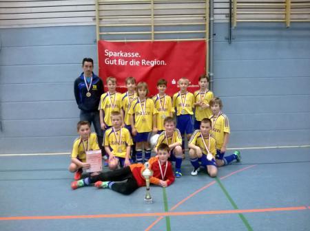 HKM 2014: Eintracht Lützen(E-Junioren)