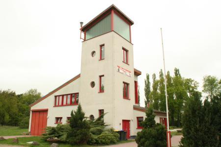 Gerätehaus Briesen