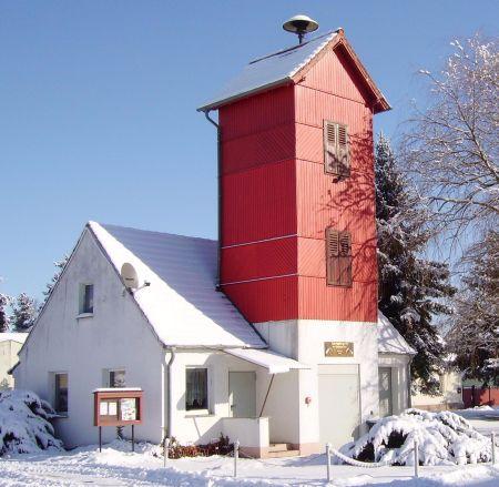 Gerätehaus Striesow