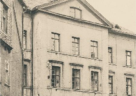 Heimatmuseum 1936 / Alte Volksschule (Foto 1930)