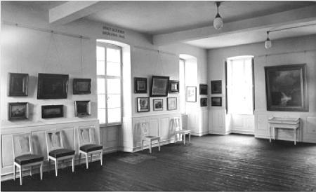 Heimatmuseum ca.1938 / Alte Volksschule