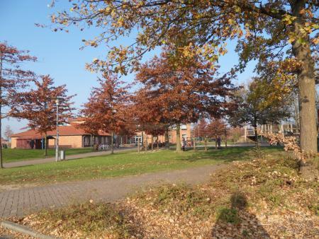 Unsere Schule im Herbst 2011