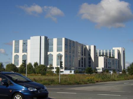 Herlitz-Gebäude, Falkensee