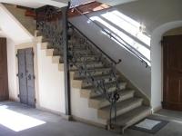 Herrenhaus Treppe