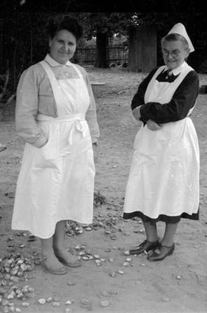 Krankenhausschwestern 1955 (2)
