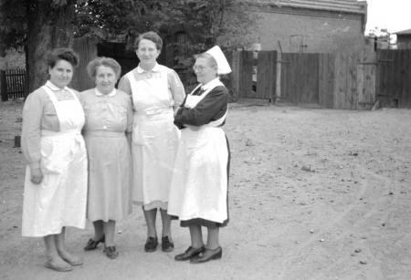 Krankenhausschwestern 1955 (3)