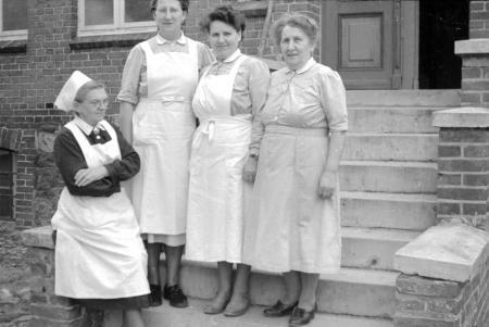 Krankenhausschwestern 1955 (1)