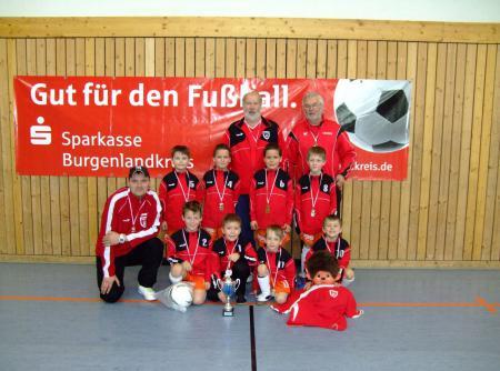 Rot-Weiß Weißenfels - Kreismeister 2013