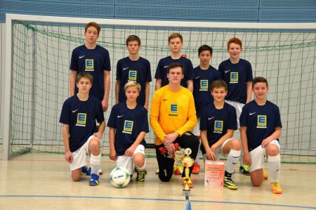 HKM der C-Junioren: FC RSK Freyburg