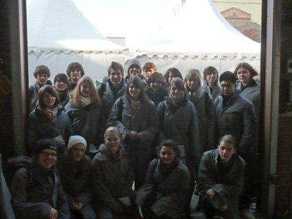 Hochschulinformationstag und Besichtigung der Kupfer-Affinerie