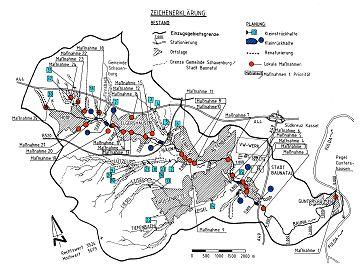 Hochwasserschutzmaßnahmen im Verbandsgebiet