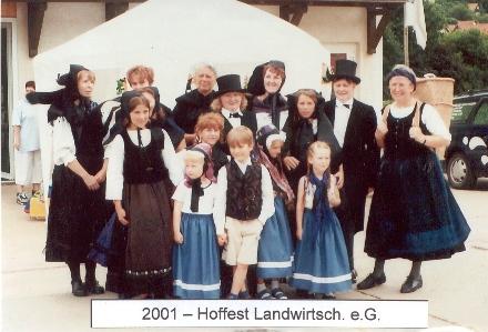 Hoffest 2001