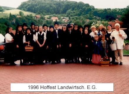 Hoffest 96