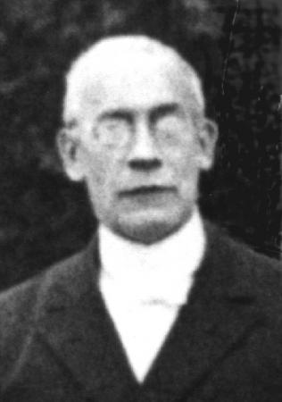 Pastor Wilhelm Hohmann
