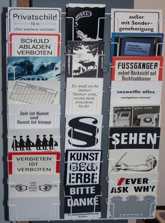 Postkarten von Joseph W Huber