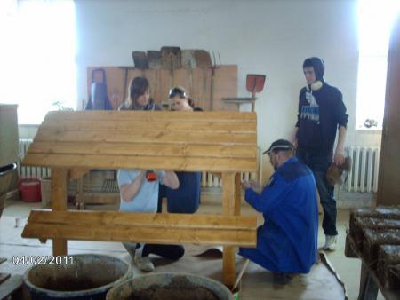 SENTA-Holz