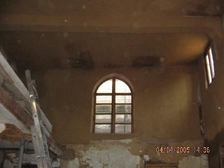 Restaurierung 04.04.2005