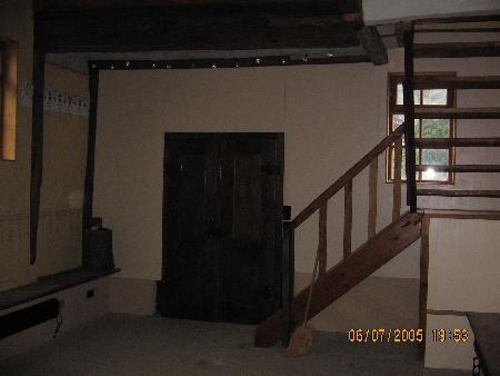 Restaurierung 06.07.2005