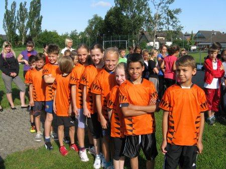 Leichtathletik Kreisfinale 2012-2