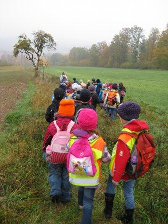 Herbstwanderung 2012-2
