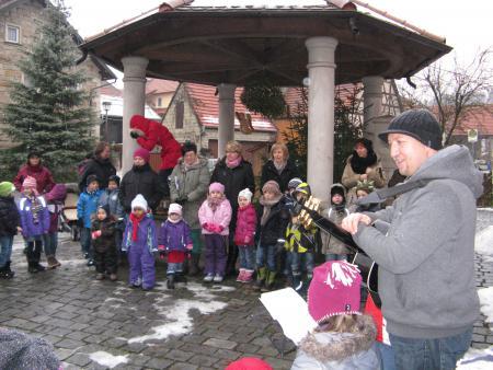 Adventsliedersingen 2012-1