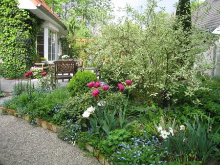 Garten Aland, Foto: Bormann